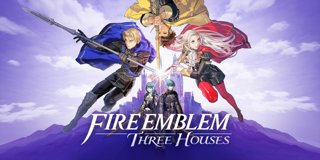 Fire Emblem: Three Houses header