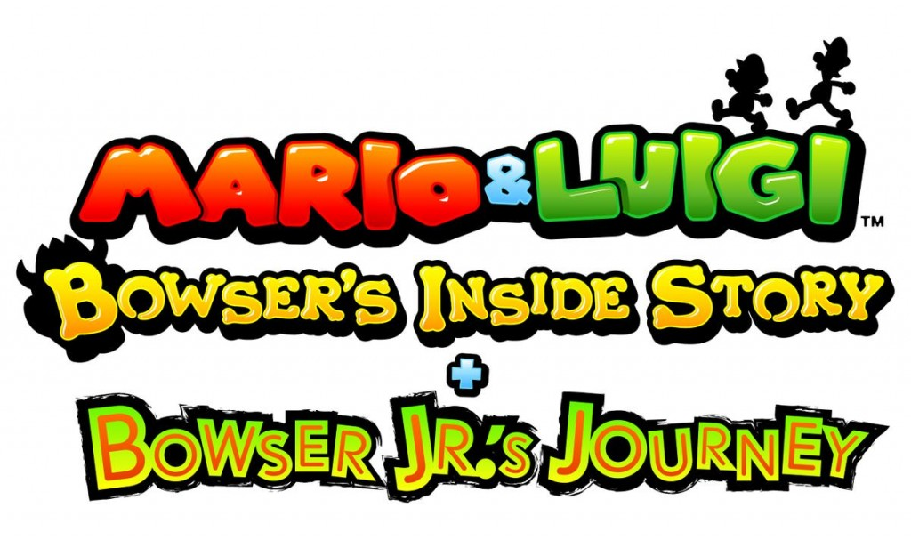 Mario & Luigi - Bowser's Inside Story logo